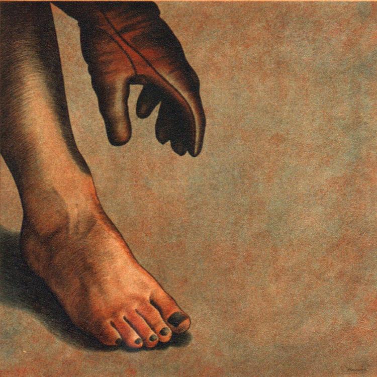 Handschoen / Glove 1982