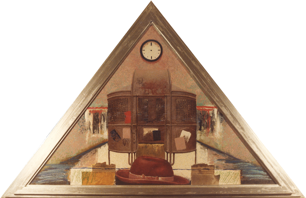 Pisbak(driehoek)1978-1050
