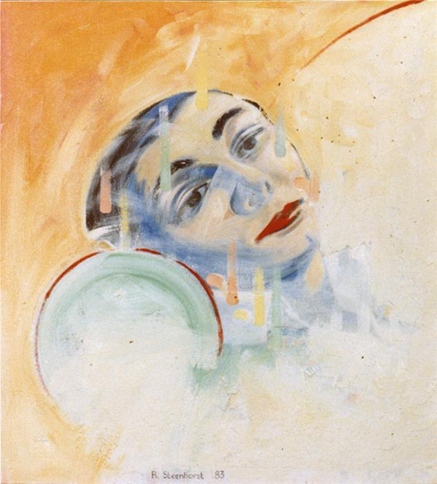 Kunstschilder 1983 700hoog