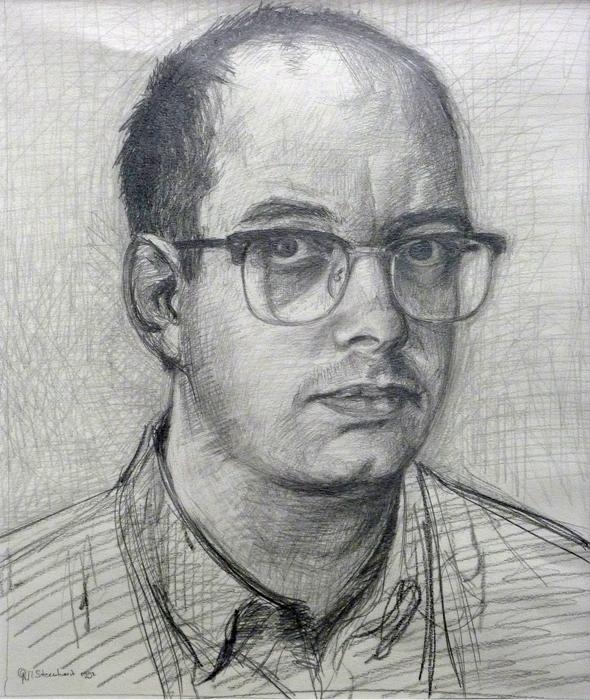 Zelfportret 1992