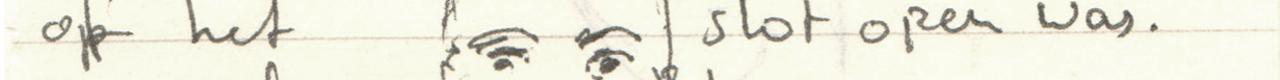 Fietsendief 1988(strook)