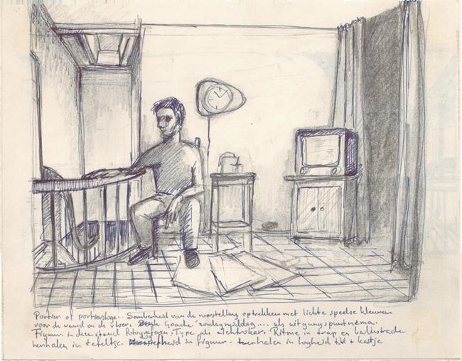 Portier - Portiersloge 1988