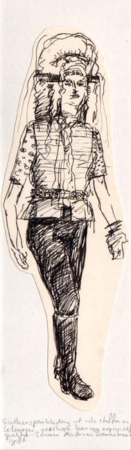 Suikerspin en patchwork 1986