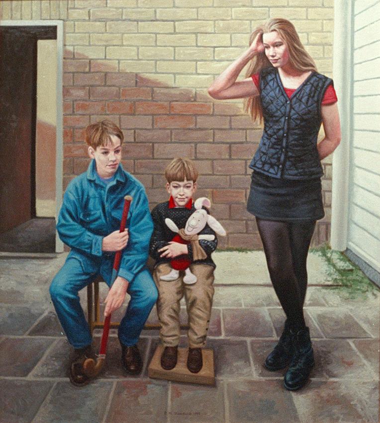 Ariati, Jesse en Gideon Blonk 1997 850