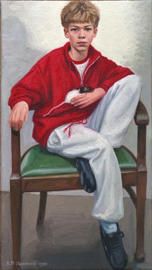 Huurdeman (oudste zoon) Amsterdam1996 25 x 45 950