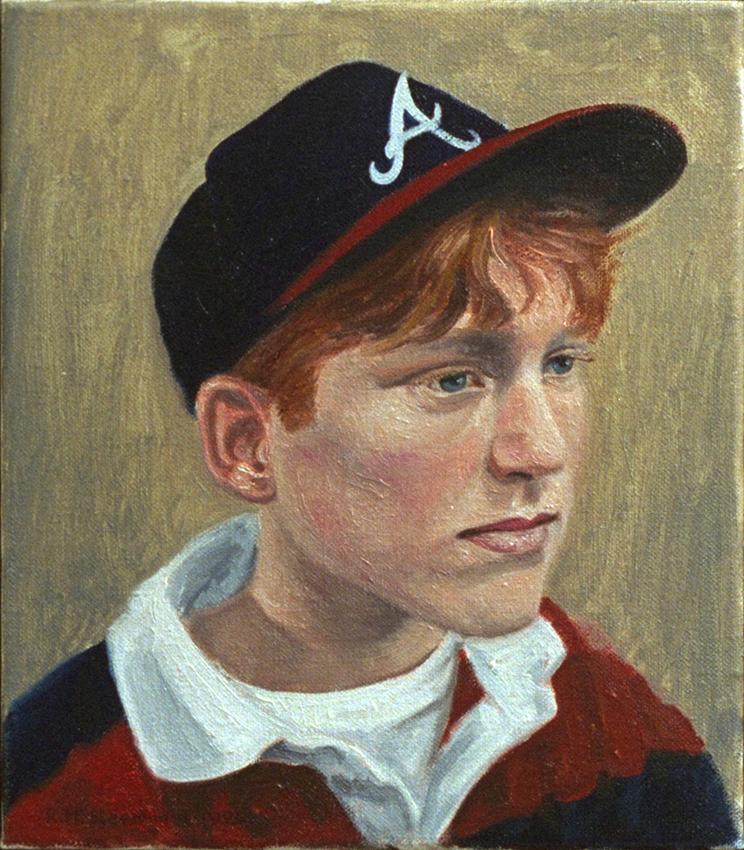 Justus Visser 1994 850