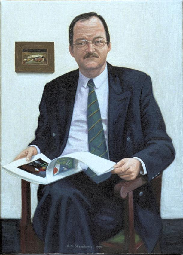 Martin Seegers 30 X 40 cm 1996 850