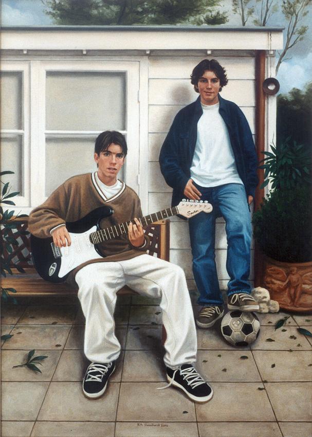 Thomas & Matthias Janmaat 2003