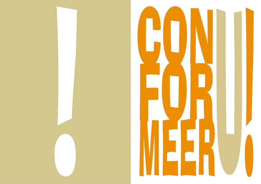 CONFORMEER U! uitnodiging Henrik Barends VZ 850